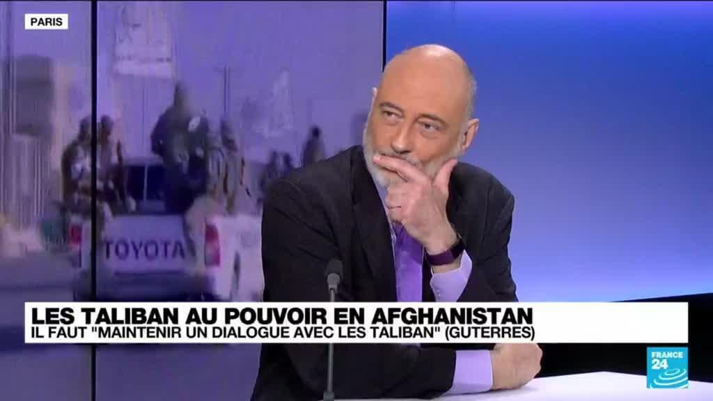 """2021-09-10 13:06 Afghanistan : Antonio Guterres réclame """"un dialogue"""" avec les Taliban"""