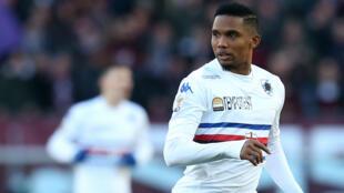Le Camerounais Samuel Eto'o songerait déjà à rompre son contrat avec la Sampdoria Gênes.