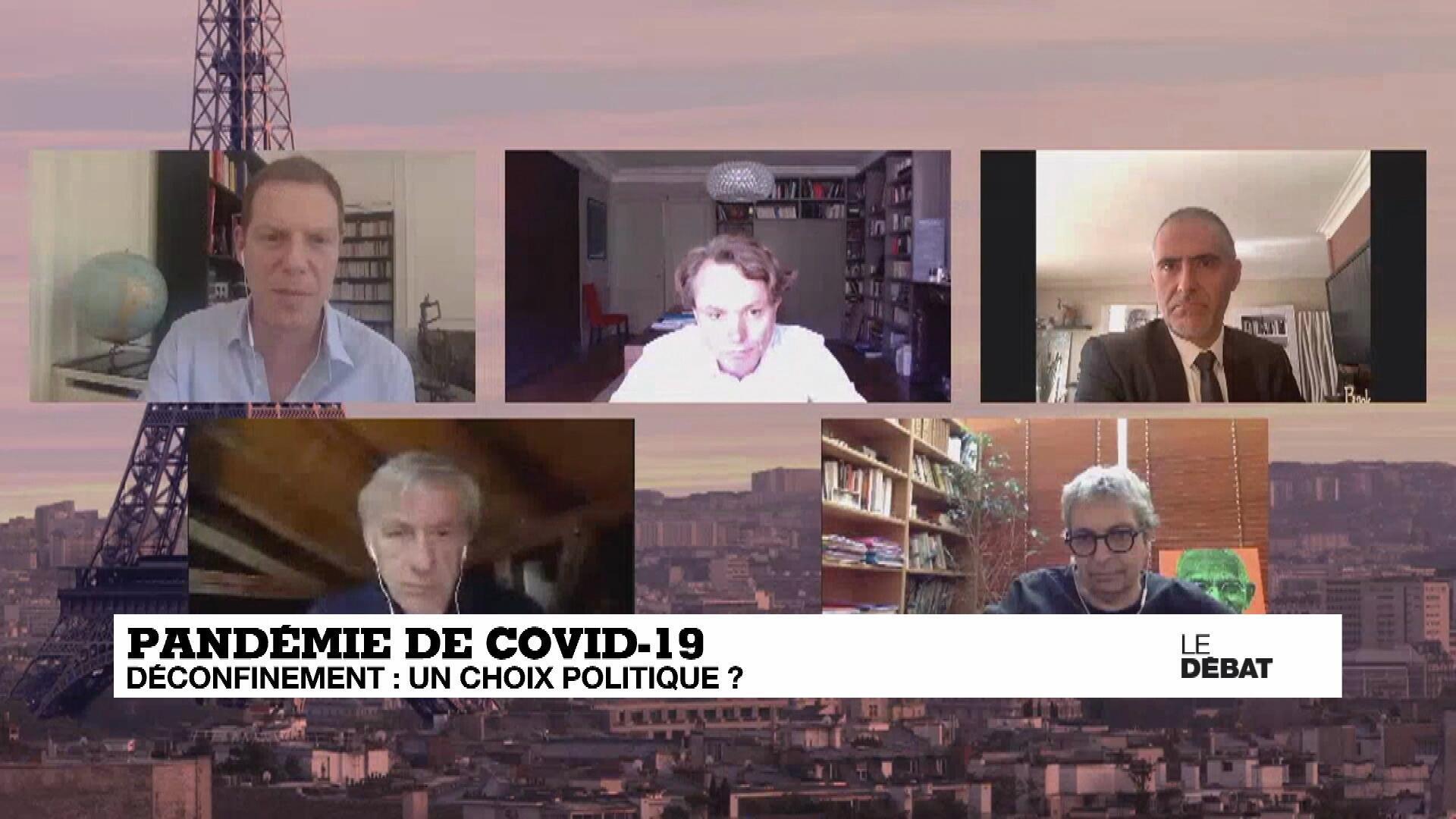 FRTK LE DEBAT 0414 (2020)_ Ep  84 DECONFINEMENT