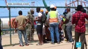 2021-03-29 10:05 Attaque jihadiste au Mozambique : des dizaines de morts et des milliers de civils fuient Palma