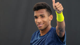 Canada's Felix Auger-Aliassime is aiming for a first ATP title