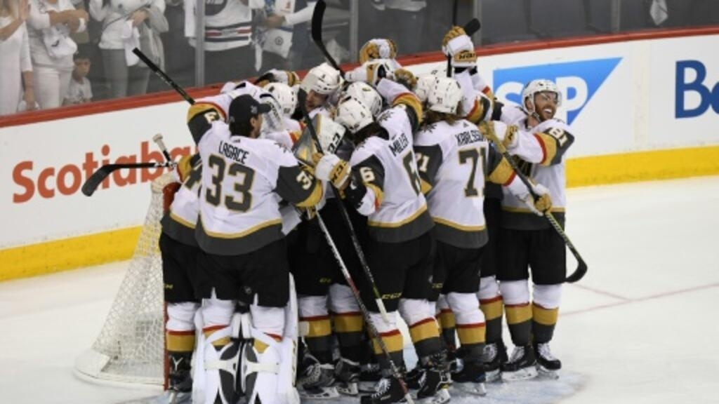 Vegas 'Golden Misfits' into Stanley Cup final