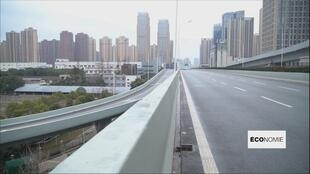 Wuhan a des airs de ville fantôme
