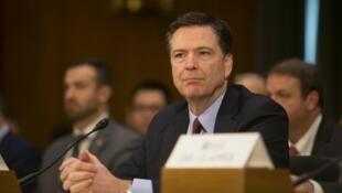 جيمس كومي مدير مكتب التحقيقات الفدرالية