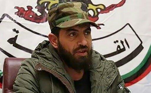 محمود مصطفي بوسيف الورفلي، وهو قائد عسكري ليبي رفيع يشتبه بتورطه في مقتل 33 شخصا في مدينة بنغازي