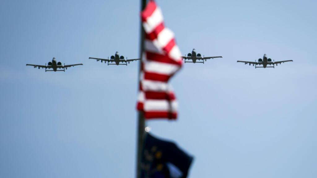 """Les États-Unis annoncent leur retrait du traité de sécurité """"Ciel ouvert"""""""