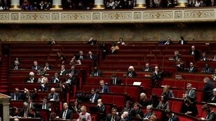 National Assembly in Paris, France, February 17, 2020. REUTERS OK