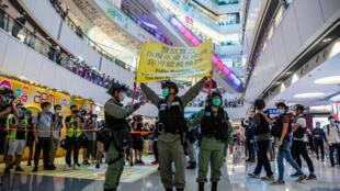Hong-Kong-police