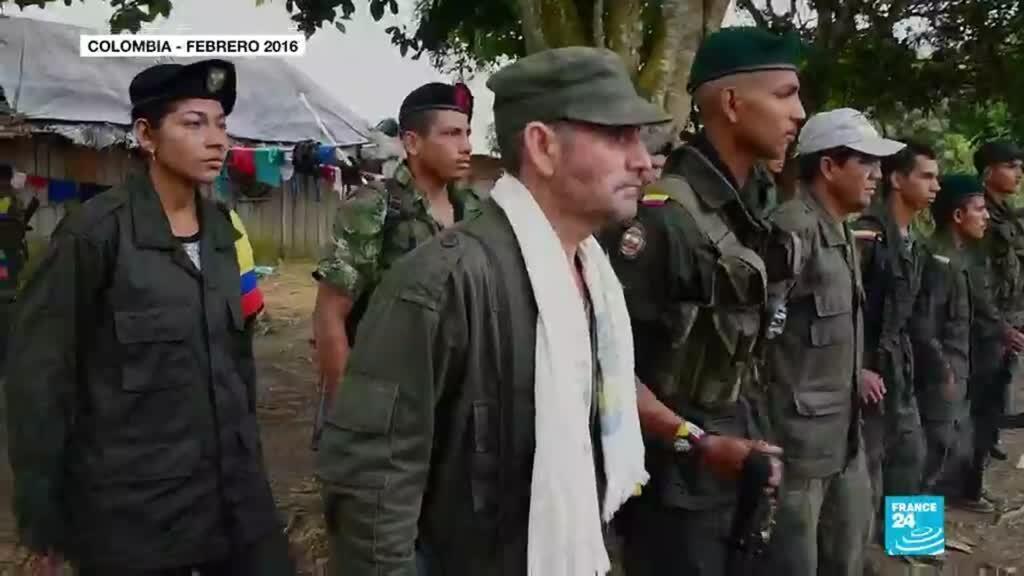 2021-05-01 14:35 Colombia: exlíderes de las FARC admitieron responsabilidad en secuestros