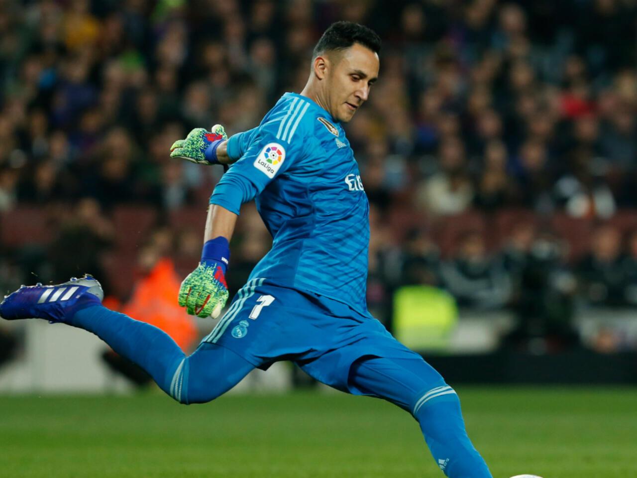 Psg Sign Costa Rican Goalkeeper Navas From Real Madrid