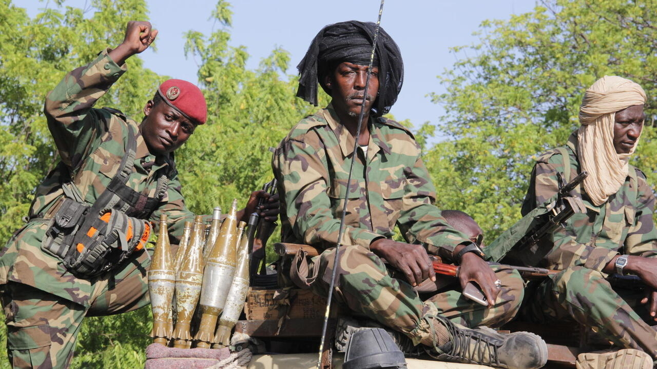 """أفريقيا الوسطى """"تدين بشدّة"""" مقتل عسكريين تشاديين على أيدي جيشها"""