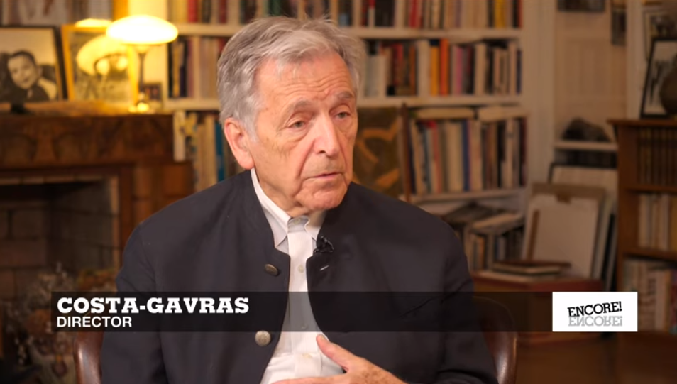 Costa-Gavras has been making movies for more than five decades.