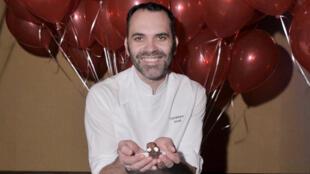 Le Français Dominique Ansel, installé à New York, a été élu meilleur pâtissier du monde (archives).