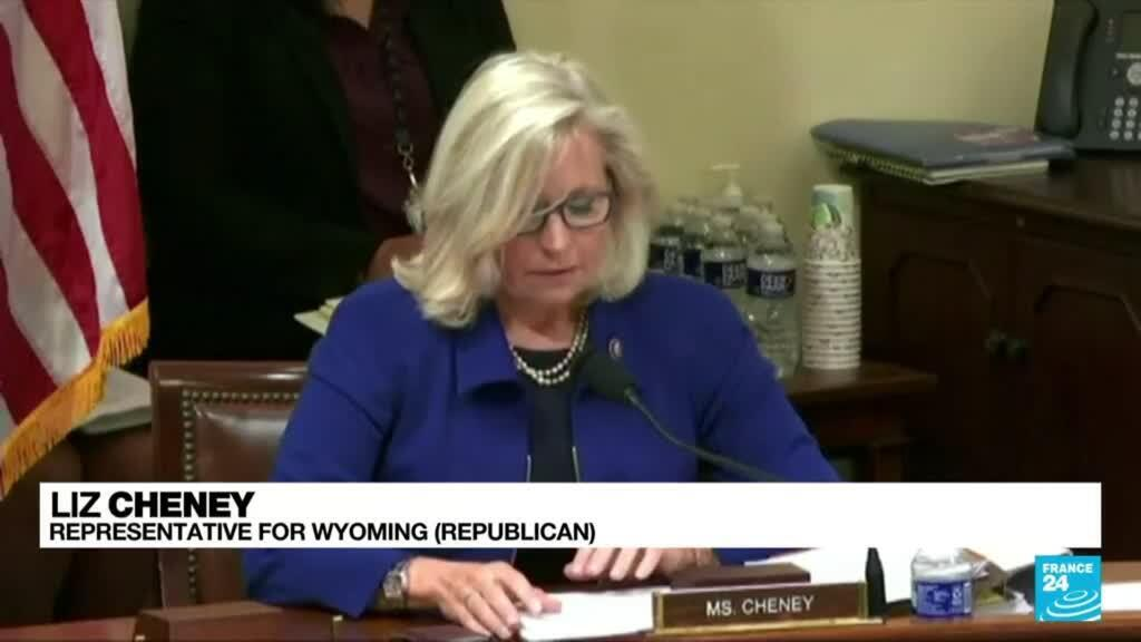2021-07-27 17:09 'A cancer on our constitutional republic': Jan. 6 hearing opens as police detail violence