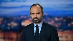 رئيس الحكومة الفرنسية إدوار فيليب