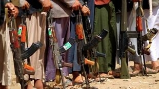 Four years of war in Yemen have pitted Huthi rebels against a Saudi-led coalition
