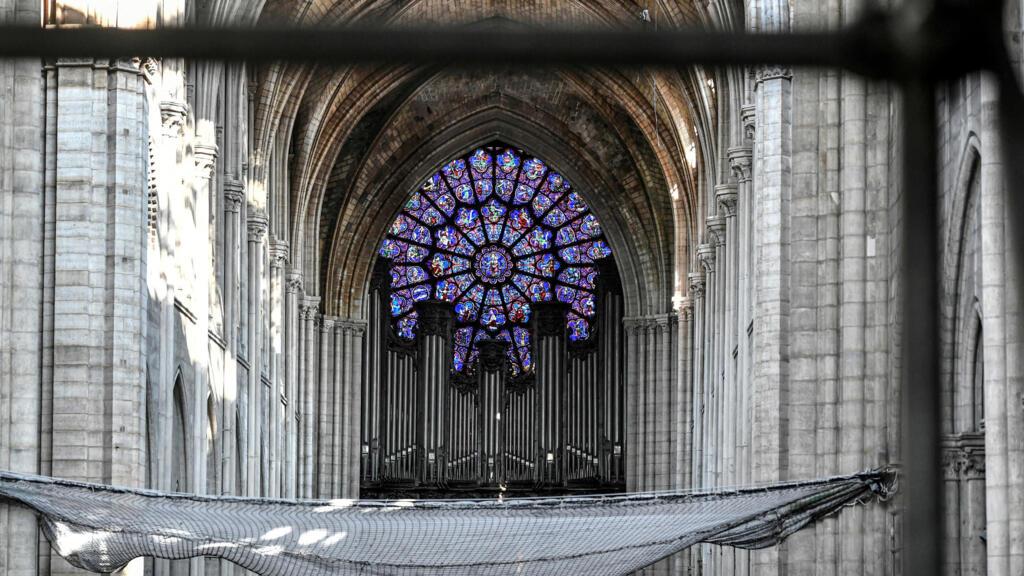 À Notre-Dame, le démontage du grand orgue débute en vue de sa restauration