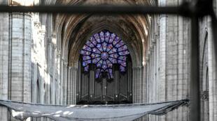 Notre-Dame organ