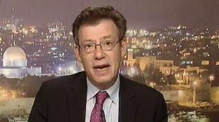 Emmanuel Nahshon, porte-parole du ministère israélien des Affaires étrangères.