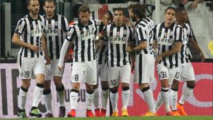 La Juventus sur le point d'empocher un quatrième titre de champion consécutif.