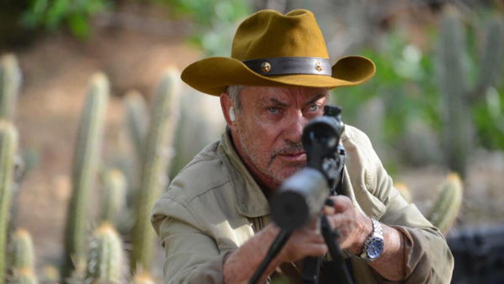 Udo Kier en 'Bacurau', de Kleber Mendonça Filho y Juliano Dornelles.
