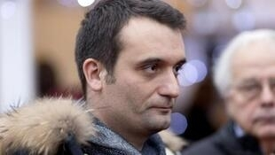 Floriant Philippot is the National Front's No. 2 and a close ally of party leader Marine Le Pen