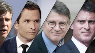 La Haute Autorité de la primaire de la gauche dévoilera le 17 décembre à midi la liste officielle des candidats.