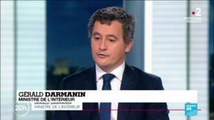 """2020-11-27 13:03 Producteur frappé par des policiers : Darmanin demandera """"la révocation"""" des policiers"""
