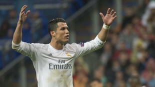 Cristiano Ronaldo, auteur d'un nouveau triplé avec le Real Madrid.