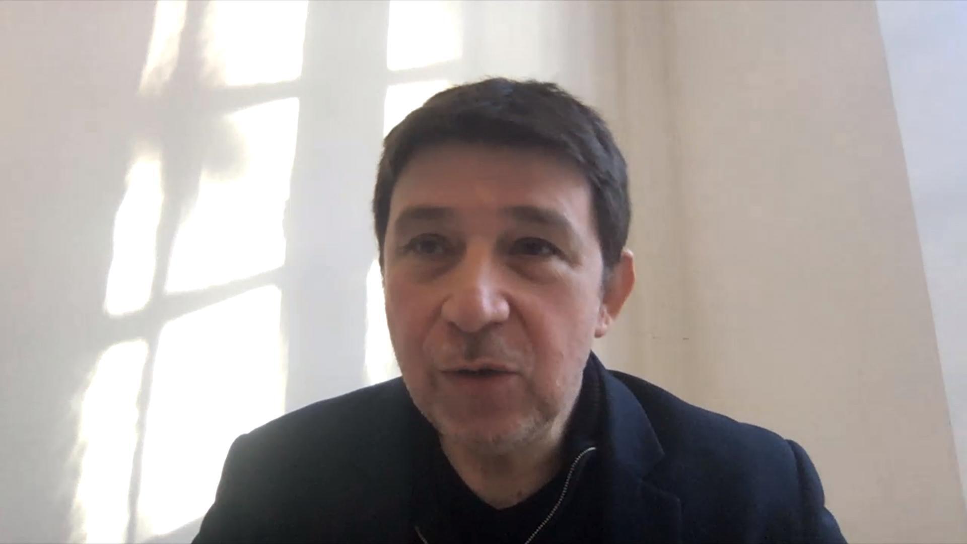 Lionel Baraban Directeur Général FAMOCO