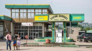 Les stations-service sont restées fermées toute la journée, le 3 avril, à l'appel de l'opposition.