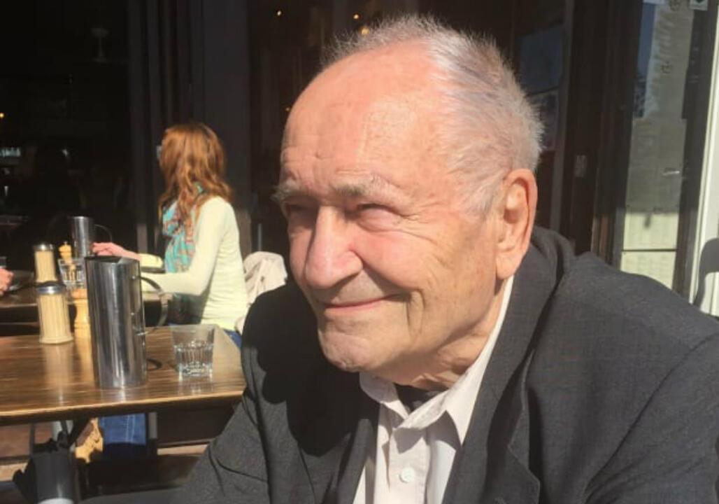 Joe Bertony en 2017.