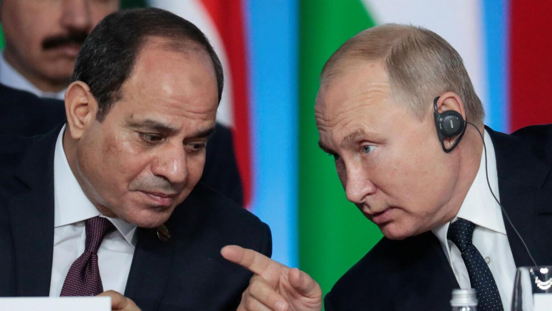 La Russie veut bousculer l'ordre établi en Afrique