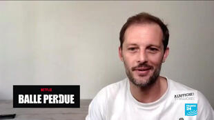 L'acteur Nicolas Duvauchelle le 4 juin 2020.