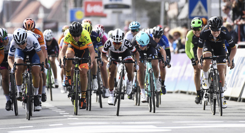 PHOTO Cyclisme féminin - Belgique - 26 mars 2017