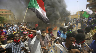 Protests in Sudan went ahead with security forces deployed in force and despite a tight curfew since April designed to curb the spread of the novel coronavirus