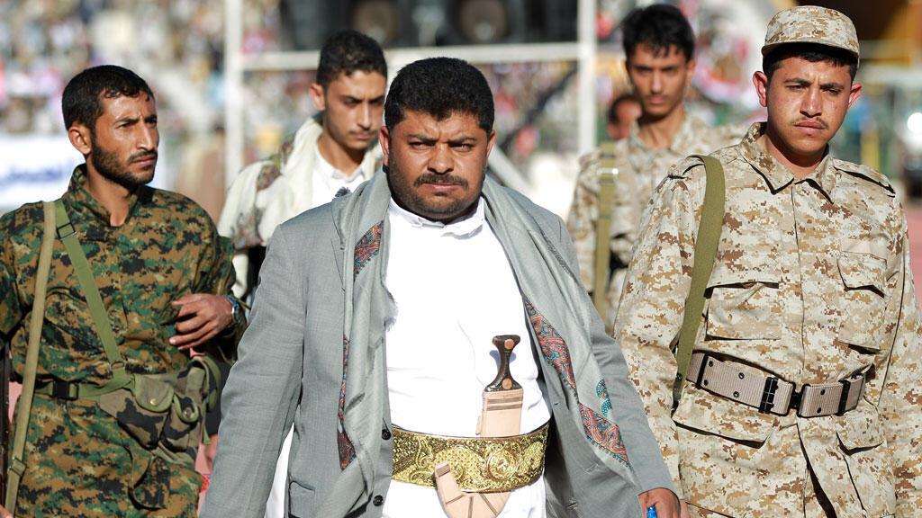 قائد الميليشيات الشيعية في اليمن محمد علي الحوثي