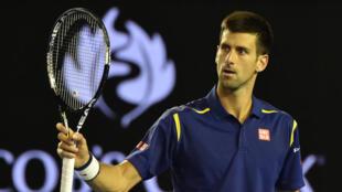 Novak Djokovic a rejoint la 19e finale de Grand Chelem de sa carrière.
