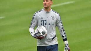 Goalkeeper Manuel Neuer will have a global audience when his side Bayern Munich face Union Berlin on Sunday