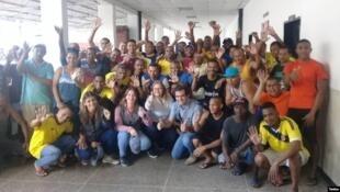59 colombianos que llevaban casi tres años detenidos sin evidencias, fueron liberados según Foro Penal Internacional