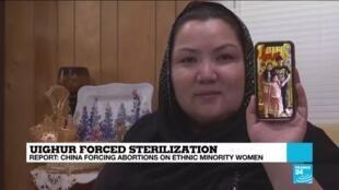 2020-06-30 15:13 Report: China enforcing mass sterilisation among Muslim Uighurs