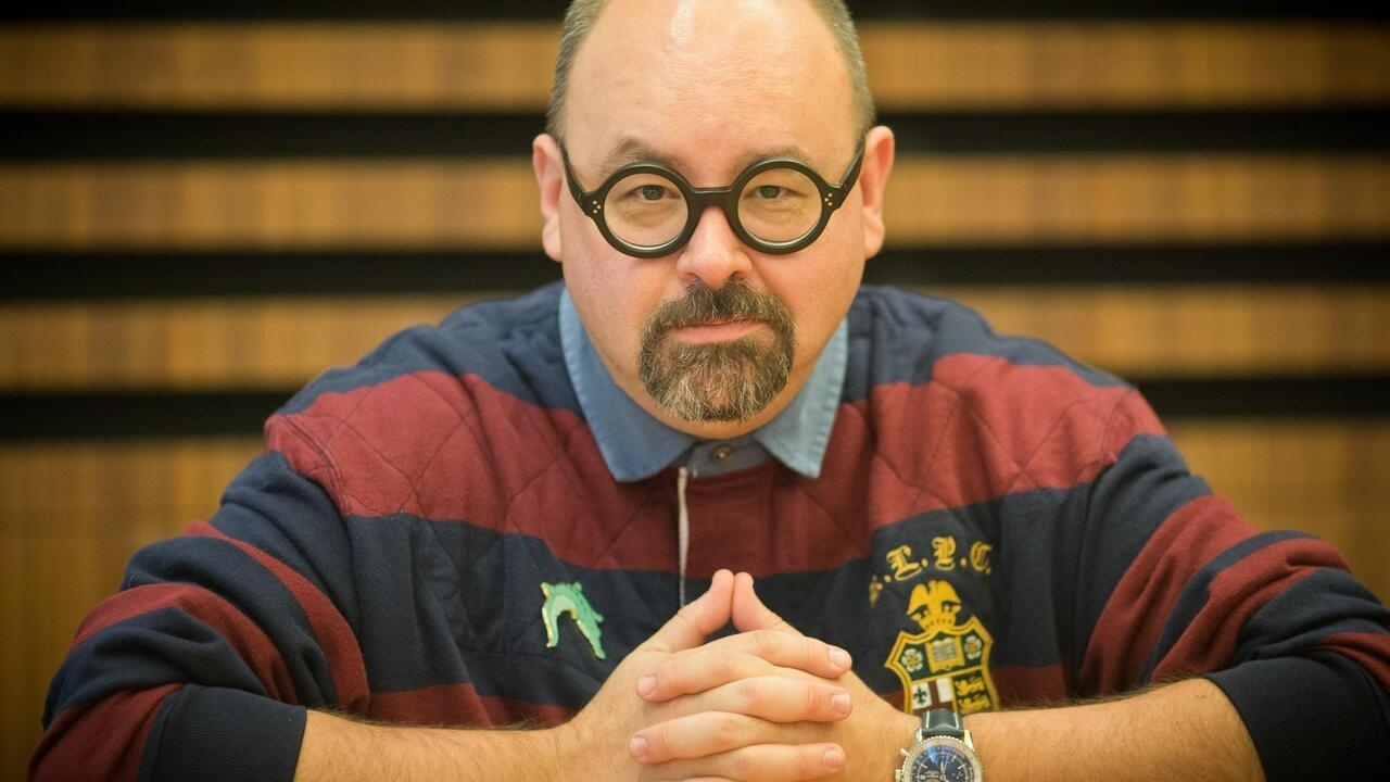 "Spanish writer Carlos Ruiz Zafon, author of ""The Shadow of the ..."
