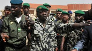Amadou Sanogo a mené le putsch de 2012 contre le président Amadou Toumani Touré.