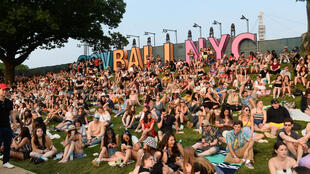 Festivalgoers attend the 2019 Governors Ball Festival at Randall's Island