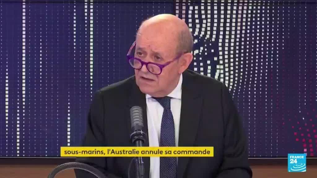 2021-09-16 17:01 Malestar en Francia por el acuerdo AUKUS