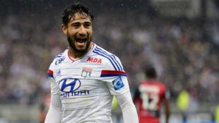Le Lyonnais Nabil Fékir a été appelé par Didier Deschamps pour les deux prochains matches des Bleus.
