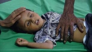 Children under five make up nearly a third of new Cholera cases in Yemen this year, according to the UN