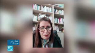 خديجة الرياضي: حقوق الإنسان ليست في الحجر