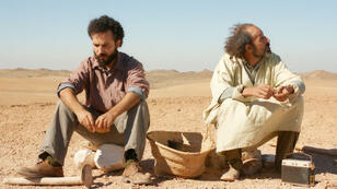 "En attendant la pluie dans ""Le Miracle du saint inconnu"" du jeune Marocain Alaa Eddine Aljem."