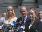 Aux États-Unis, des victimes présumées de Jeffrey Epstein témoignent